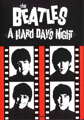 beatles digital video discs